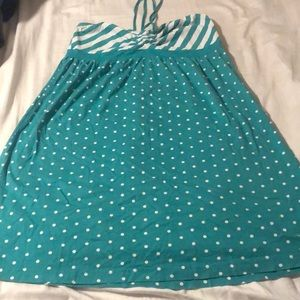 VGUC Roxy Halter Dress